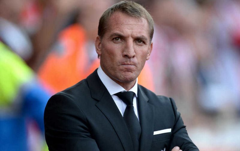 Brendan Rodgers Is At The Centre Of Two Absolute Non-Stories Today.