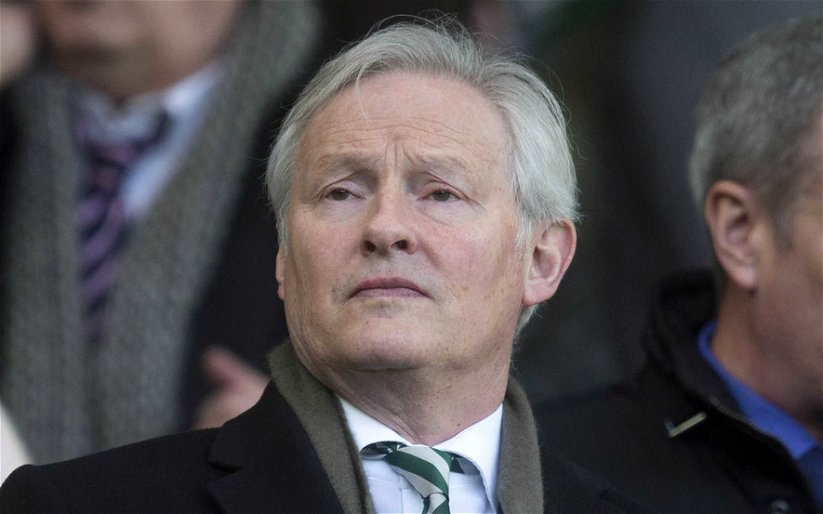 Image for Most Celtic Fans Don't Care Who Our Chairman Eats With. But Should They?