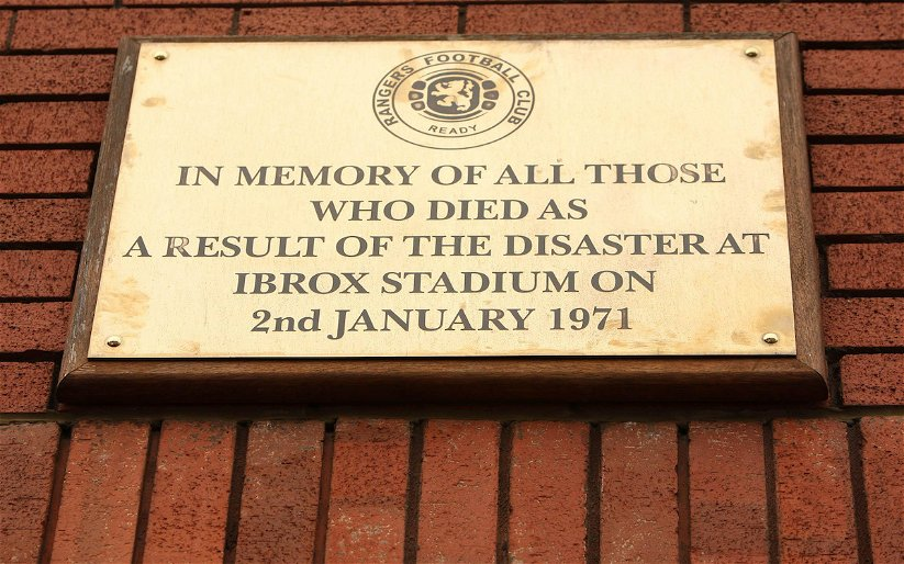 Image for The Ibrox Disaster Was A Tragedy For All Of Scotland. It's Sad It Doesn't Bring Us Properly Together.