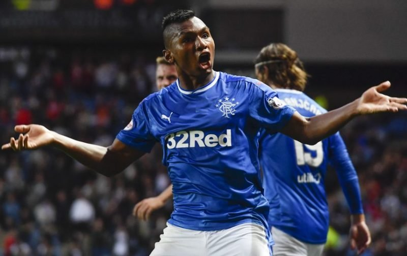 Gerrard Has Taken A Massive And Crazy Gamble On Morelos. It Is Going To Cost Him.
