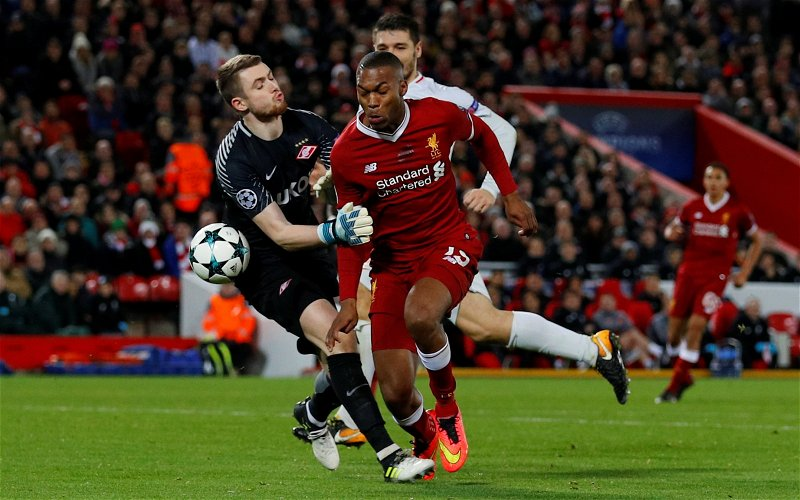 Image for Sturridge To Celtic? Well It's One Way To Answer The Transfer Strategy Doubters.
