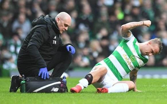 Image for Stewart Robertson Says Sevco's Poor Form Is Down To Their Injury Problems. Gees Peace.
