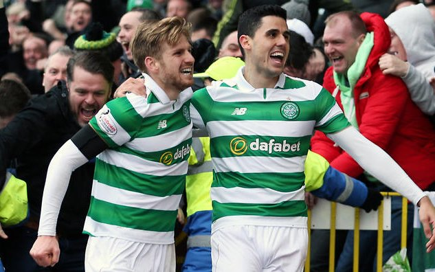 Image for Celtic Will Barely Miss Stuart Armstrong. That's How Far We've Come As A Team.