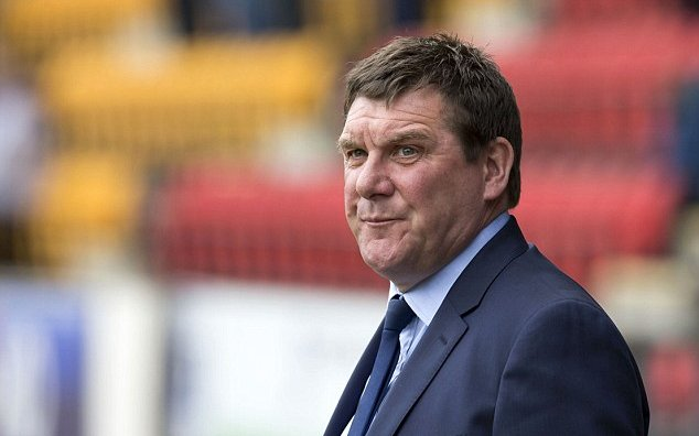 Image for Clever Tommy Wright Denies The Hacks Their Hoped For Anti-Brendan Story.