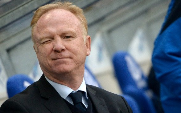 Image for McLeish's Rift With The Celtic Players Meant There Was No Coming Back For Him.