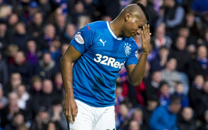 Image for The Disgraceful Daily Record Is Already Campaigning To Get Morelos Latest Red Card Overturned
