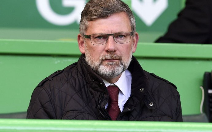 Image for Craig Levein Isn't Standing Up For Lennon, He's Covering His Own Backside.