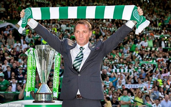 """Image for The Latest Delusional Sevconuts: """"Brendan Rodgers Doesn't Cope With Pressure."""""""