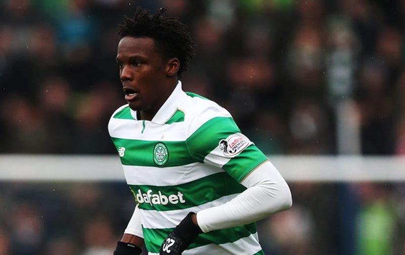 Dedryck Boyata Appears To Be On The Brink Of Signing A Brand New Deal With Celtic.