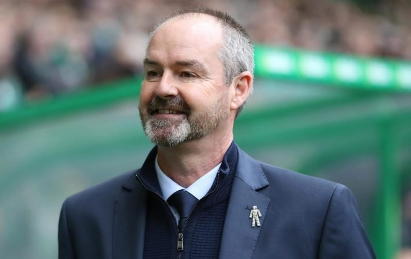 The SFA Shows Its Bias Again As Steve Clarke Is Charged For His Discipline Panel Comments.