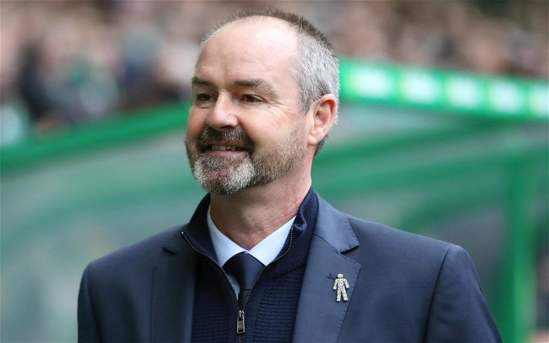 Image for Steve Clarke Slaps Mouthy Gerrard Back Into His Box At Another Blazing Press Conference.