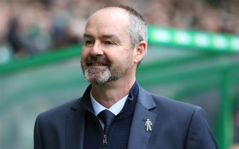 Image for Steve Clarke Rages Against Sectarian Abuse And Scandalous Refereeing At Ibrox.
