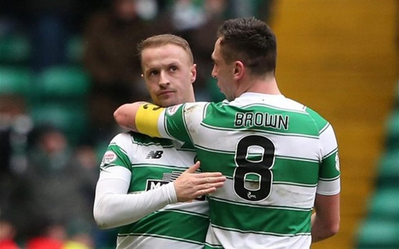 Image for Leigh Griffiths Will Be Back. He Won't Become One Of Football's Tragic Cautionary Tales.