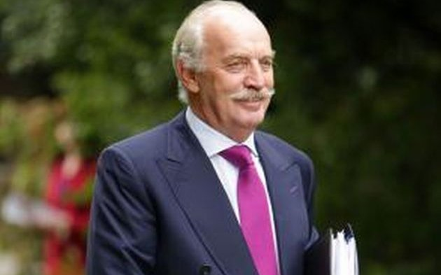 Image for Ignore The Hysteria. Dermot Desmond Has Said Nothing Newsworthy On Brendan Today.