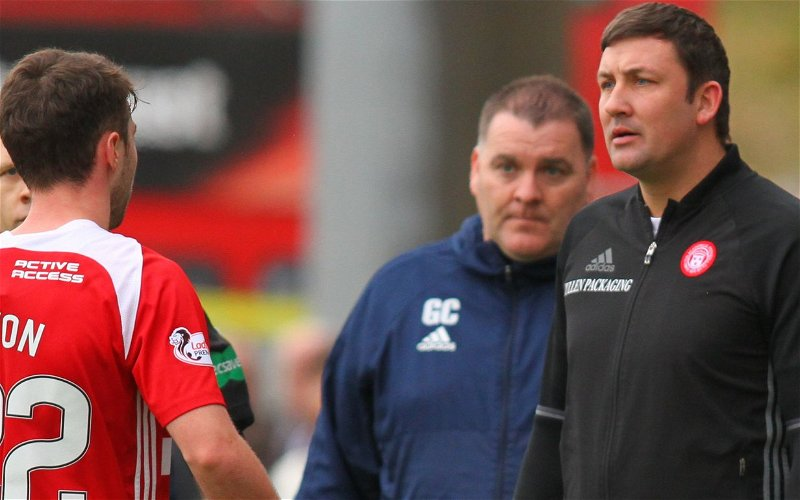 Image for Martin Canning Is Talking Rank Nonsense To Deflect From His Own Negative Tactics.