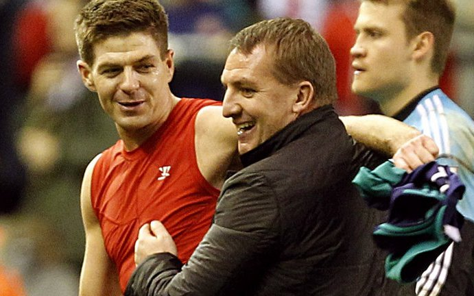 Image for Brendan Rises And Gerrard Falls On The Slippery Slope Of Management.