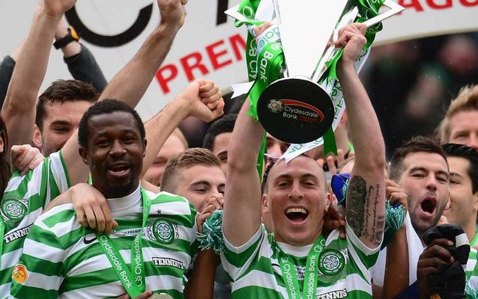 """Image for Once Again, The Old """"Celtic Have Never Been Under Pressure"""" Lie. Really?"""