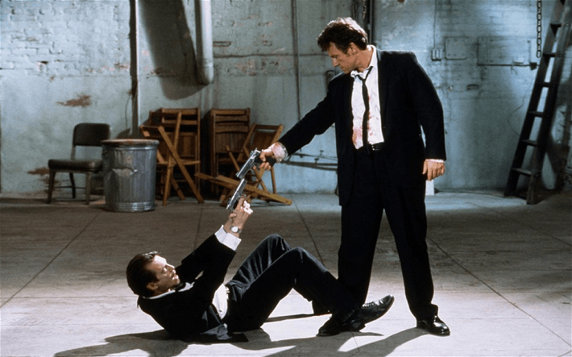 Image for Yesterday, Keith Jackson Went All Reservoir Dogs On Sevco. That Is A Man In A Whole Lot Of Pain.