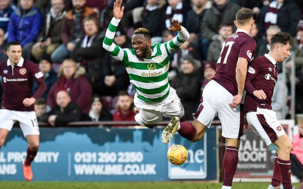 Image for Celtic Get Through A Vicious First Half At Hearts To Secure A Cracking Three Points.