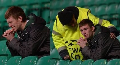 Celtic Fans Turn On Their Team After Dismal Second Half Draw – An Exclusive By Keith Jackass