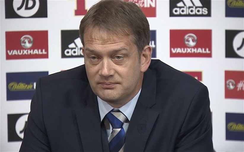 Image for Sevco Wants To Push Ian Maxwell Into A Corner And The Record Is Happy To Help.