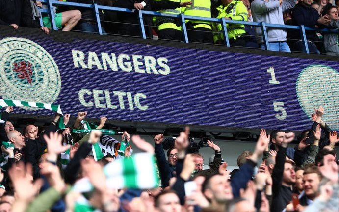 """Image for Celtic Will Base Its Ibrox Ticket Decision On Safety Not The """"Outrage"""" Of A Few Fans."""