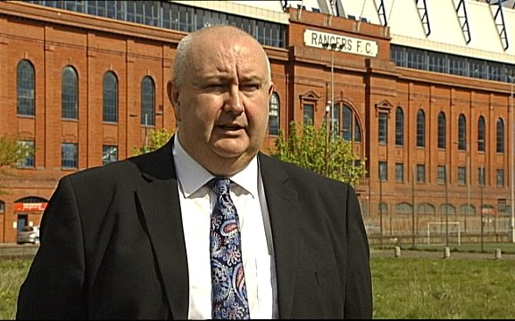 Image for Desperate Dingwall Was Given A Platform By Sky Today To Talk Nonsense About Celtic's Finances.
