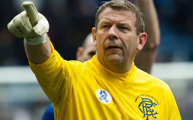 Image for Goram's Gerrard Comments Betray A Blinkered Attitude Towards Scottish Football.