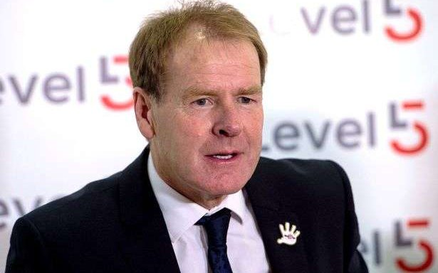 Image for Is Murdo McLeod Still A Level 5 Stooge? He Should Keep His Mouth Shut On Dembele.