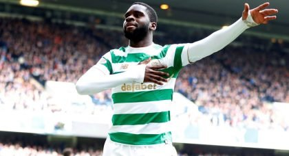 The Best Striker In Scotland Was On The Park Today. And He Stayed On It.