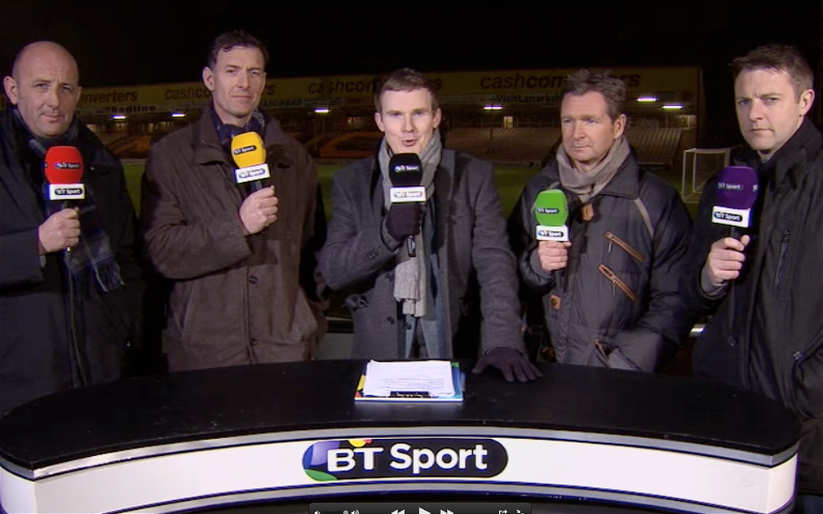 Image for Tonight's BT Sport Documentary On Celtic Is A Measure Of Their Respect For Our Game.
