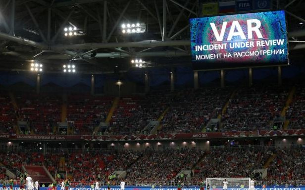 Image for Ian Maxwell, This World Cup Has Verified The Utility Of VAR. Bring It To Scotland.