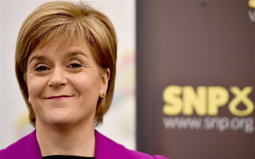 """Image for The SNP Vows To """"Eradicate Sectarianism."""" Hopefully Not Just At The Football."""