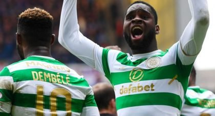 Mouthy Miller Fails To Stop Celtic Enjoying Flag Day. A Job Well Done, Bhoys.