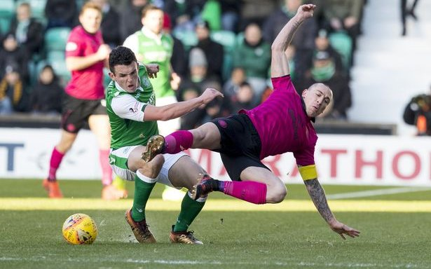 Image for Hibs And Celtic Both Need To Be Realistic About The Fee For John McGinn.