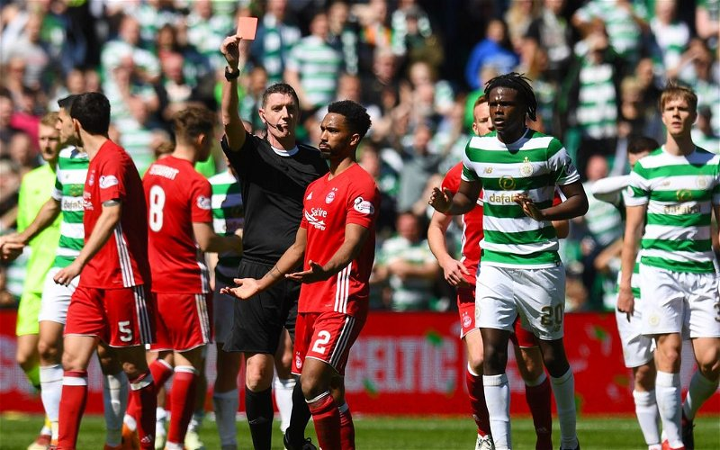 Image for Celtic Fans Do Not Hate Logan For His Colour. They Hate Him For His Attitude.