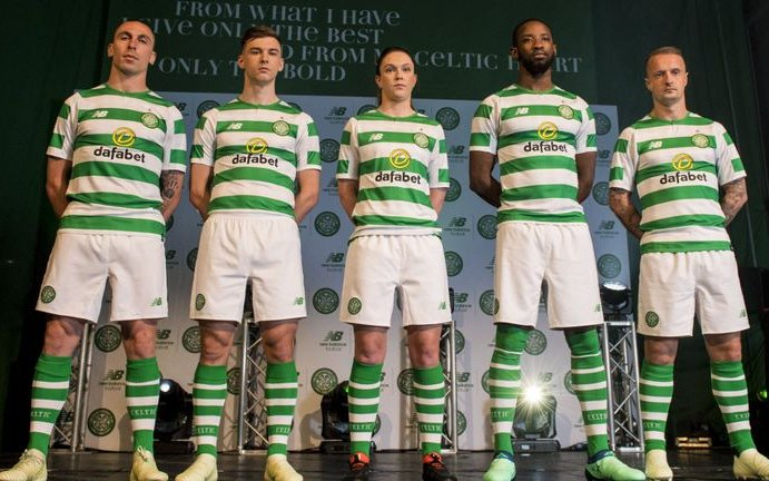 Image for Today Celtic Is Flexing Its Commercial Muscle As The Shadow We Cast Over Ibrox Darkens.