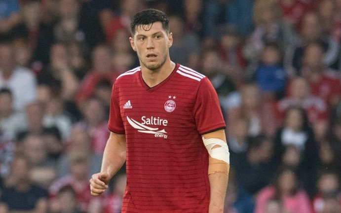 Image for Scott McKenna Appears To Be On The Brink Of A Move To Celtic.