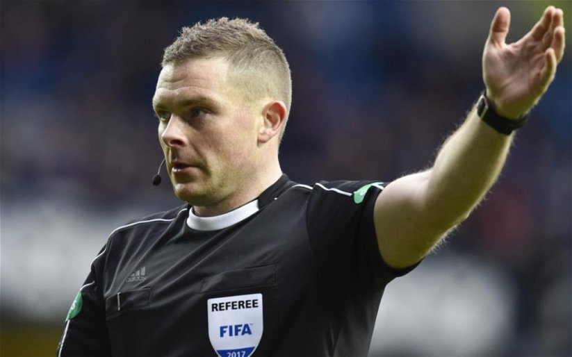 Image for Celtic Makes It Move To Force The SFA To Bring Foreign Refs To Scotland. Let's See Who Won't Support It.