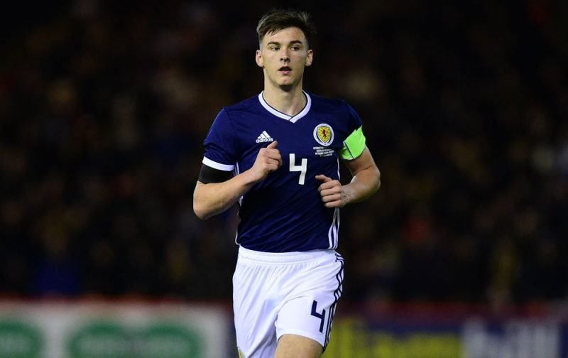 Kieran Tierney Should Be Pulled Out Of The Scotland Squad Right Now.