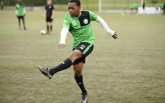 Image for Our New Youth Superstar Should Be Trying To Learn From Kieran Tierney. And Islam Feruz.