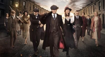 Peaky Blinders Now On The Banned List After Star Actor's Digital Tribute To Tierney.