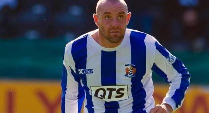 The Record Wants Kris Boyd Back In The Scotland Team And It's Not Even April 1st.