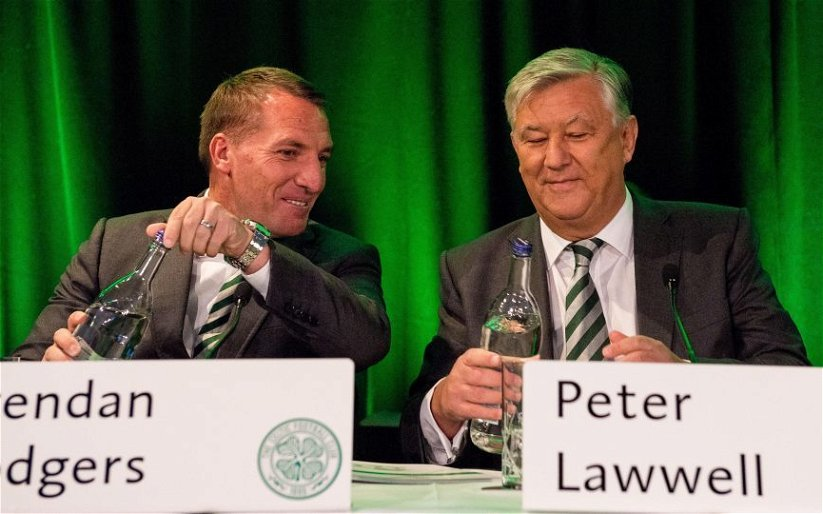 Image for Celtic's Board Made It Clear Yesterday That Complacency Is Not Going To Be What Stops Us.
