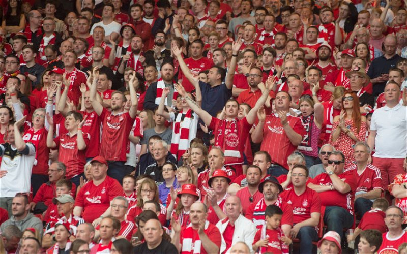 Image for One Of Today's Great Pleasures Was Silencing Aberdeen's Highly Unpleasant Home Support.