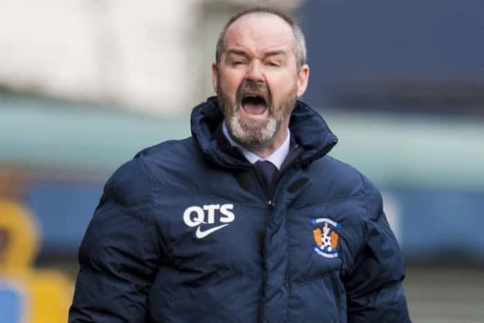 The Celtic Fans Respect For Steve Clarke Grows As He Lashes The Media Yet Again.