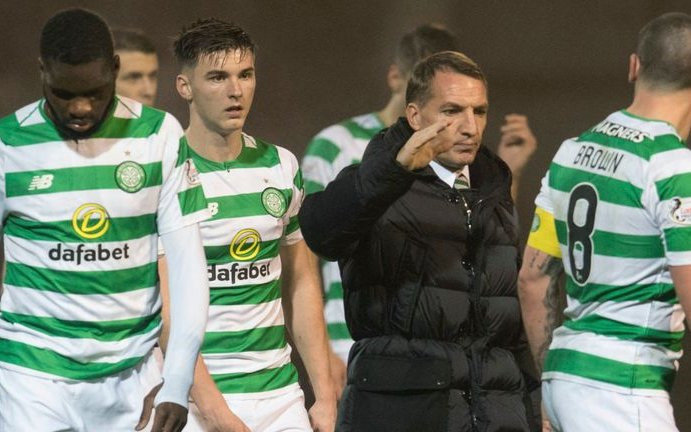 Image for Brendan Will Not Take Us Forward In Europe. As A Celtic Fan I've Accepted That.