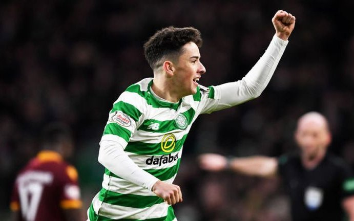 Image for Celtic's Young Guns Show Scary Potential In First Pre-Season Game.