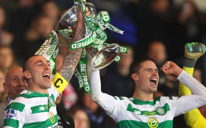 Image for Celtic Are Not Bad Winners. The Issue Here Is That McInnes And His Team Are Bad Losers.