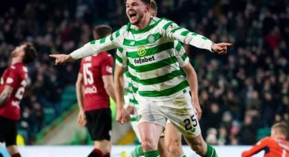 Celtic Passed A Minor Milestone On The Way To The Title Last Week And It Went Largely Un-Noticed.